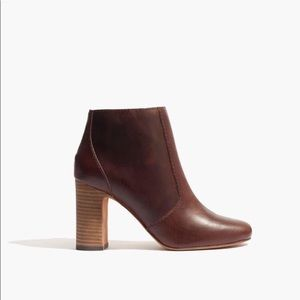 Madewell Sutton Ankle Boot